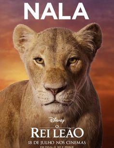 Lions rule the African savanna in The Lion King, which welcomes Donald Glover (Atlanta, Solo: A Star Wars Story) as future king Simba, Beyoncé [. Le Roi Lion Disney, Simba Disney, Walt Disney, John Oliver, Donald Glover, Simba E Nala, Lion King Poster, Lion King Movie, Disney Cartoons