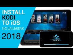 "Install KODI on iPHONE or iPAD ""NO JAILBREAK"" with a build (2018)"
