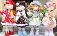 Bonecas Russas =)  #licafernandesateliê