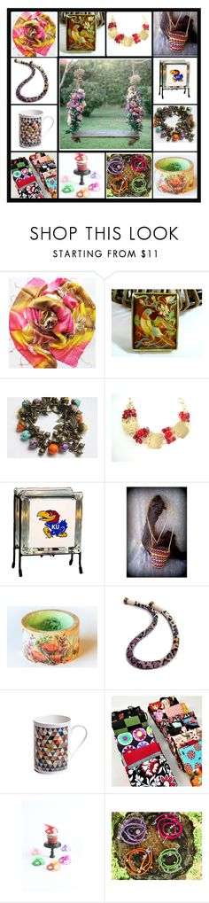"""""""February Etsy Mix"""" by oxysfinecrafts ❤ liked on Polyvore featuring Masquerade and Giro"""