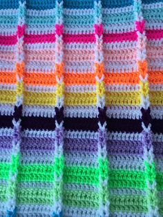 Round Jacob S Ladder Blanket For Babies Pattern By Maxine