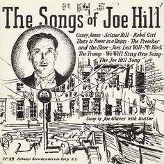 joe hill | Joe Glazer - Songs of Joe Hill . mp3 - Download Bluegrass, Folk