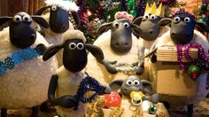 shaun the sheep christmas