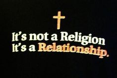 Christian Inspirational Pictures and Quotes | christian motivational quotes 264 Christianity Is Not A Religion