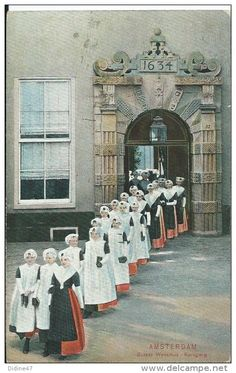Amsterdam, Rembrandt, Old Pictures, Netherlands, Holland, Dutch, Costumes, York, History