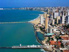 Praia de Iracema / Divulgação SETUR - CE