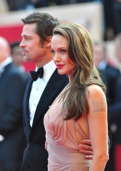 Angelina Jolie Photos  Brad Pitt and Angelina Jolie 2009 Cannes International Film Festival - Day 8 Premiere of 'Inglourious Basterds' - Arrivals Cannes, France - 20 May 2009 Mandaroy Credit:WENN.com