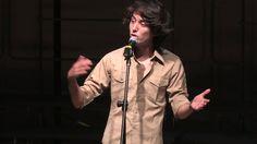 """PHIL KAYE performs """"TEETH"""" - spoken word poetry"""