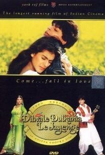 Dilwale Dulhania Le Jayenge - all time favorite hindi movie