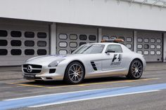 2012 Formula 1 Safety Car