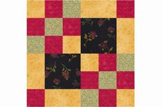 Create a Unique Quilt with Domino Net Quilt Blocks: Easy Domino Net Quilt Block Pattern