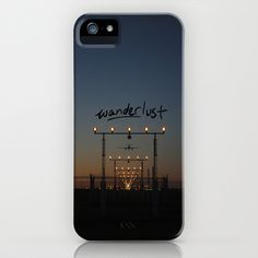 wanderlust iPhone & iPod Case by Nicholas Willms - $35.00
