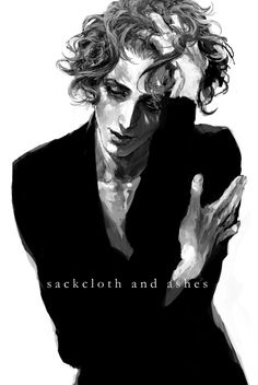 sackcloth and ashes art Character Inspiration, Character Art, Character Design, Illustration Art, Illustrations, Arte Obscura, Portraits, Poses, Boy Art