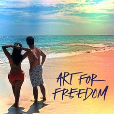 Beach   Couple   Love   Freedom   Seaworld