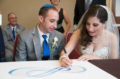 Virginia Elegant Modern Jewish Wedding - Modern Jewish Wedding Blog
