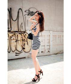 chuu dress [츄] 나 은근히 생각나지 원피스:  #chuu #dress