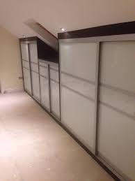 Image result for wardrobe doors under eaves