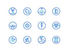 Medical Icons designed by Dmitri Litvinov. Connect with them on Dribbble; the global community for designers and creative professionals. Pharmacy Design, Medical Design, App Design, Icon Design, Logo Design, Slide Design, Medical Icon, Medical Care, Mobile Icon