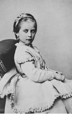 Princess Charlotte of Prussia, later Duchess of Saxe-Meiningen