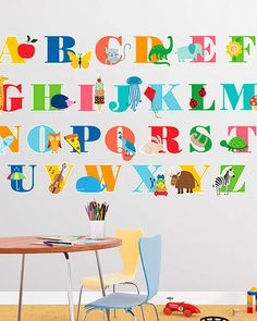 10 Educational (and Fun!) Decorating Ideas for Kids