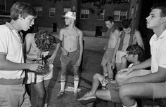 Photographer Sage Sohier captured pre-internet era kids hanging out in her photo series Americans Seen.
