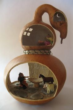 gourd houses - Google Search