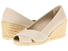 LAUREN by Ralph Lauren Cecilia.  Slip on shoes are essential when sporting an arm cast.
