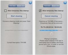 iCleaner app: A must if you're going to donate or resell your old iPhone!