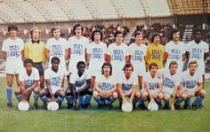 OLYMPIQUE DE MARSEILLE 1977-78.