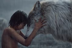 """You are mine, mine to me. Wherever you go, or what they may call you, you will always be my son."" -The Jungle Book"