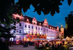 Travel guide to Germanys historic cities