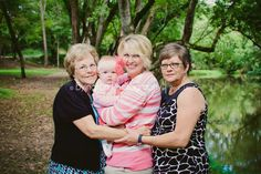 Four Generations {Byington Photography}