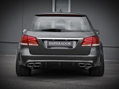 Mercedes-Benz (S212) Estate Emperador by #BINZ #mbhess #mbtuning