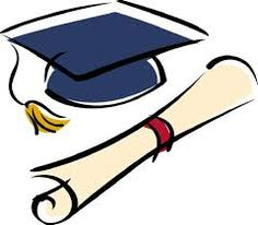 graduation clip art borders graduation cap and diploma free clip rh pinterest com diploma clipart free diploma clip art free