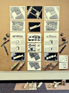 Entire Presentation | @Kelsey Myers Myers Myers Myers Myers Buzzell | #interior #architecture #print #ink
