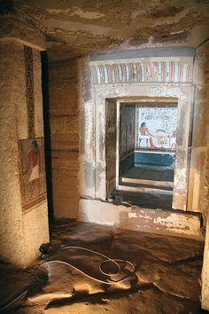 Tumba de Sirenput II , Aswan , Qubbet el-Hawa