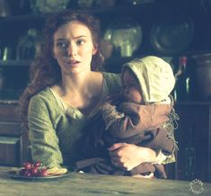 Demelza and Julia Poldark Season 1 Source: poldark - things Tumblr