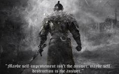 Motivation - #DarkSouls Style
