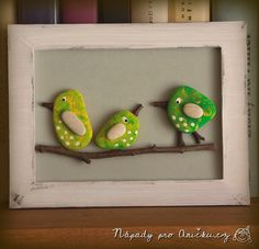 Rock Crafts, Diy Crafts, Pebble Art, Easter, Carnavals, Colors, Make Your Own, Easter Activities, Stone Crafts