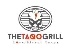 Logo design for The Taqo Grill by the logo boutique Grill Logo, Street Tacos, Logo Restaurant, Buick Logo, Grilling, Restaurants, Logo Design, Boutique, Logos