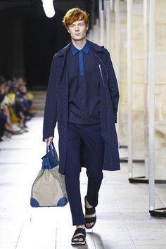 Hermes Menswear Spring Summer 2017 Paris