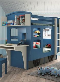 Everyone dreams of creating the perfect room for their children but all too often sleepless nights sap our energy and work steals all our brain power and creativity - pah!    So we've found some truly stunning children's beds and interiors to inspire you - we're not suggesting you max out your credit cards but with a little bit of clever shopping you can create a similar feel.    It's all about making a special space in which your little ones can sleep, play and let their imagina