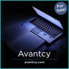 Avantcy (Avant-cy) = Innovative/Useful Products/Services/Solutions etc; only 7 letters Root Words, Business Names, Innovation, Branding, Marketing, How To Plan, Letters, Ideas