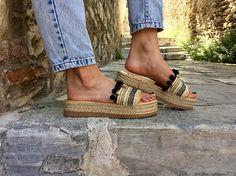 Handmade Leather Sandals, Flat Sandals, Greek Leather Sandals, Boho Sandals, Made in Greece By Christina Christi Jewels.