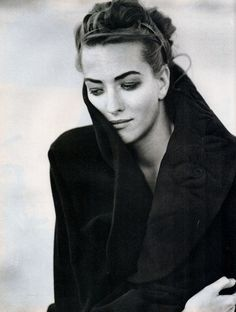 Tatjana Patitz / by Peter Lindbergh