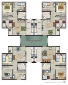 vendo apartamento residencial safira bh - Pesquisa Google