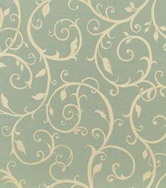 Outdoor Fabric-Sunbrella Furn Jacquard Cabaret-Blue Haze at Joann.com