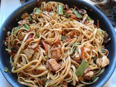 Thrifty & Nifty Modern Day Momma: Momma's Easy Meal: Shanghai Chicken Pasta