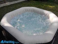 Bruit du spa Intex : un spa gonflable est il bruyant ? Raviday a testé et vous…