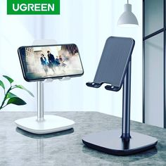 Ugreen Mobile Phone Holder Stand For iPhone X 8 7 6 Plus Desk Tablet Cell Phone Holder Stand Accessories For Xiaomi Phone Holder(China) Desk Phone Holder, Iphone Holder, Magnetic Phone Holder, Cell Phone Stand, Cheap Cell Phones, Adjustable Desk, Tablet Stand, Office Phone, Gopro